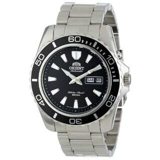 Orient Men's FEM75001BR 'Mako XL' Automatic Stainless Steel Watch