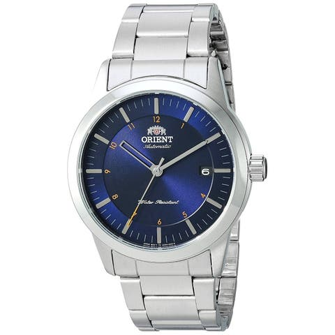 Orient Men's FAC05002D0 'Sentinel' Automatic Stainless Steel Watch