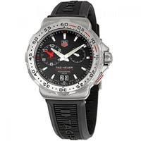 Tag Heuer Men's WAH111C.BT0714 'Formula 1' Black Rubber Watch