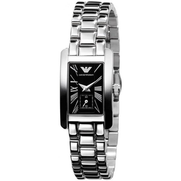 Emporio Armani Women's AR0170 'Sportivo' Stainless Steel Watch. Opens flyout.
