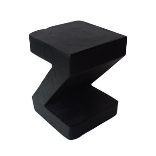 Max Outdoor Light-Weight Concrete Side Table by Christopher Knight Home