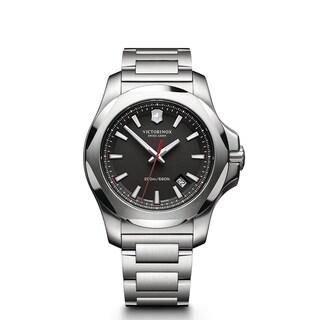 Victorinox Swiss Army I.N.O.X. Watch with Stainless Steel Bracelet