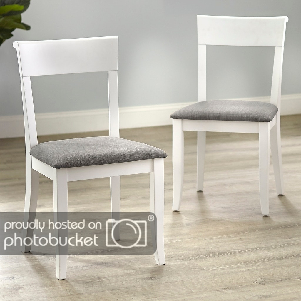 Magnificent Details About Simple Living Bistrol Dining Chairs Set Of 2 Uwap Interior Chair Design Uwaporg