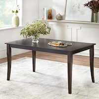 Simple Living Bistrol Dining Table - White
