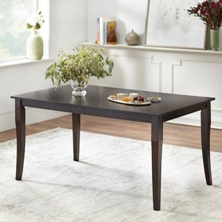 Simple Living Bistrol Dining Table (Espresso)