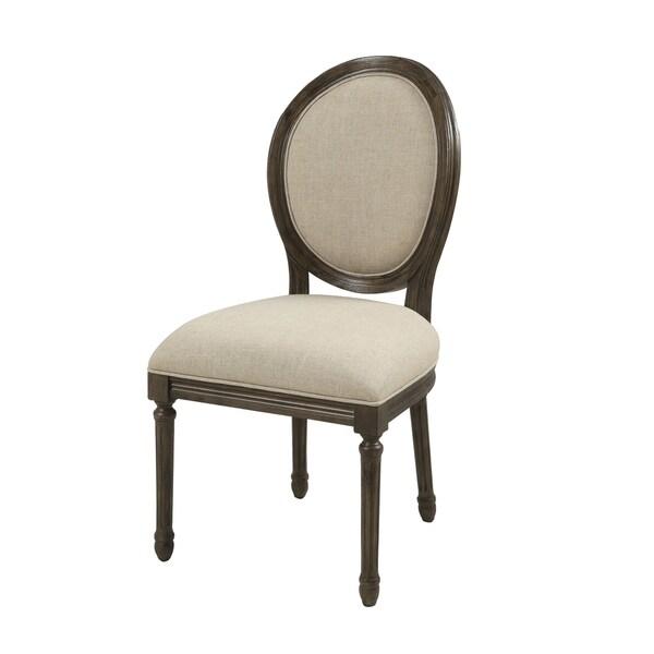Treasure Trove Corbin Medium Brown Dining Chairs (Set Of 2)