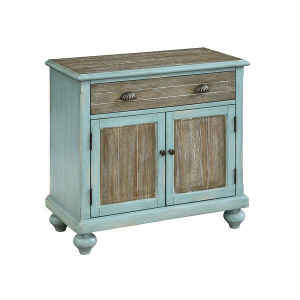 Treasure Trove Small 2-door 1-drawer Cabinet - Free Shipping Today ...