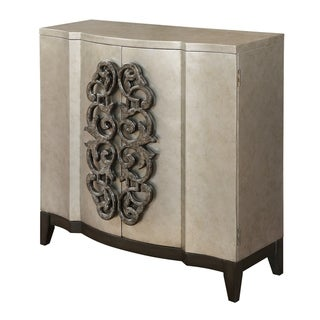 Treasure Trove Sierra Metallic Medium 2-door Bar Cabinet