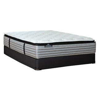 Shop Kingsdown Mezzo 13 Inch Firm Luxury Euro Top Mattress