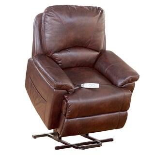 Serta Myra Virtuoso Java Upholstered Lift Chair