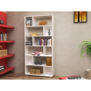 Form 71-inch Accent Bookcase