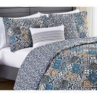 VCNY Home Azau Reversible Quilt Set