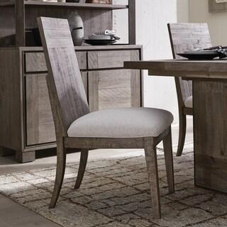 Granada Hills Contemporary Pebblestone Dining Side Chair