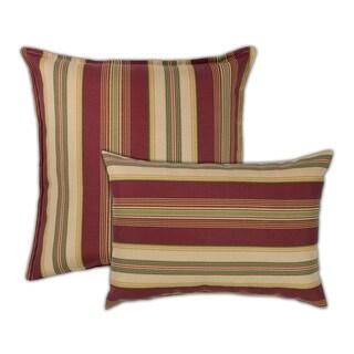 Sherry Kline Roxbury Combo Outdoor Pillows - 13 x 19/20 X 20
