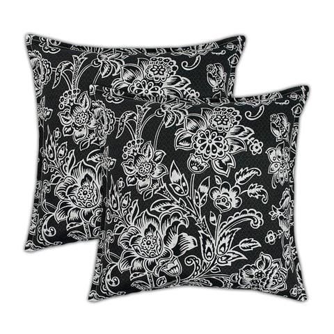 Sherry Kline Riviera 20-inch Outdoor Pillows (Set of 2) - 20 X 20