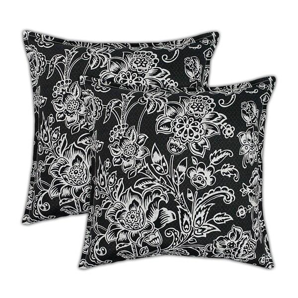 Sherry Kline Riviera 20 Inch Outdoor Pillows Set Of 2 X