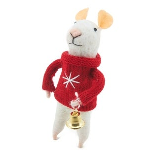 Sweater Weather Handmade Mouse