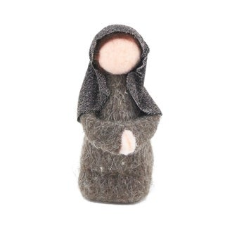 Handmade Holy Mary Figure