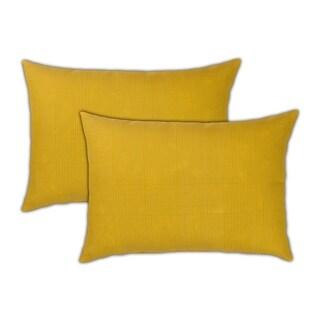 Sherry Kline Dolce Boudoir Outdoor Pillows (Set of 2) - 13 x 19
