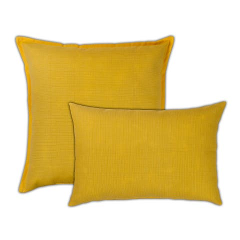 Sherry Kline Dolce Combo Outdoor Pillows - 13 x 19/20 X 20