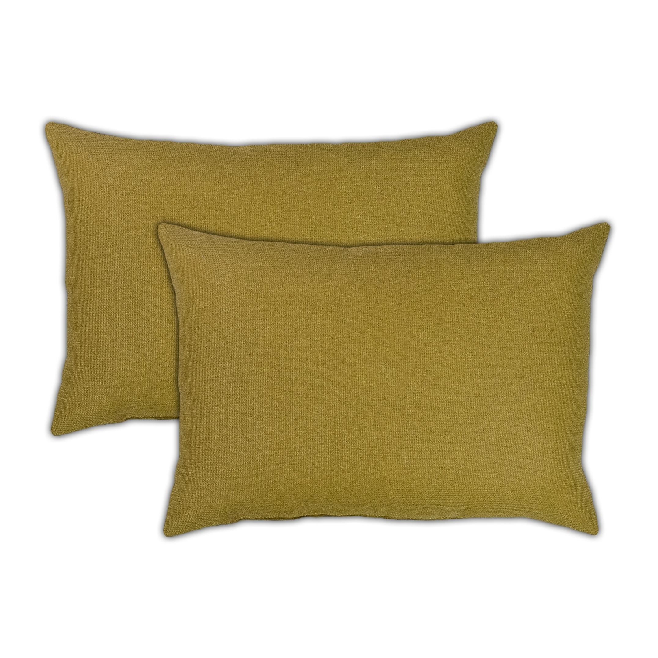 Sherry Kline Rendova Boudoir Outdoor Pillows (Set of 2) - 13 x 19