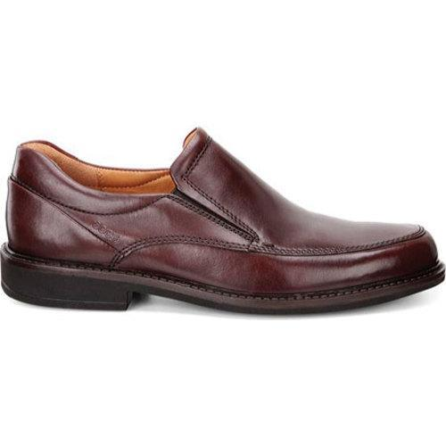 Ecco Men's Holton Apron Toe Slip-On Blac