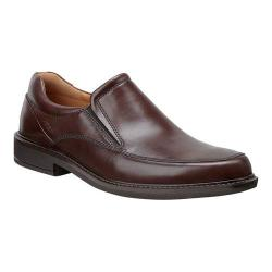 Men's ECCO Holton Apron Toe Slip On Rust Leather