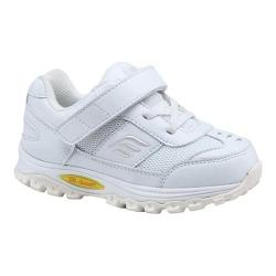 Children's Mt. Emey 3301-3L Orthopedic Sneaker White Leather/Mesh