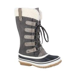 Women's Portland Boot Company Duck Duck Tall Snow Boot Dark Grey