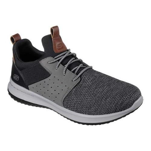 Skechers Men's Delson Camben S... Cheapest cheap price footlocker online free shipping low shipping c0aQZ