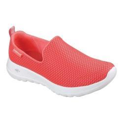 Women's Skechers GOwalk Joy Slip-On Shoe Coral