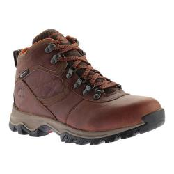 Men's Timberland Earthkeepers Mt. Maddsen Mid Waterproof Hiker Boot Medium Brown Full Grain Leather