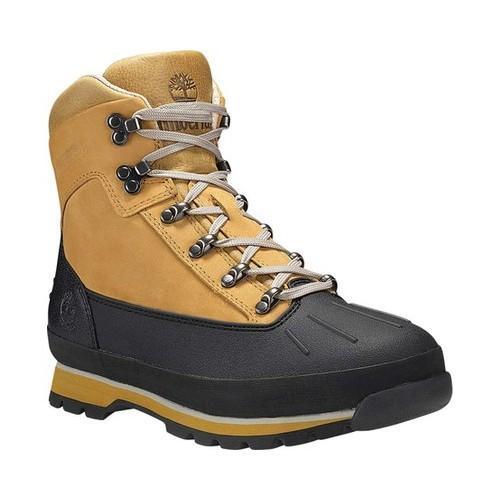 f8f4ca3d3b1 Men's Timberland Euro Hiker Shell Toe Waterproof Boot Wheat Nubuck