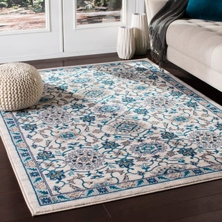 """Argus Traditional Ivory Area Rug - 7'10"""" x 10'3"""""""