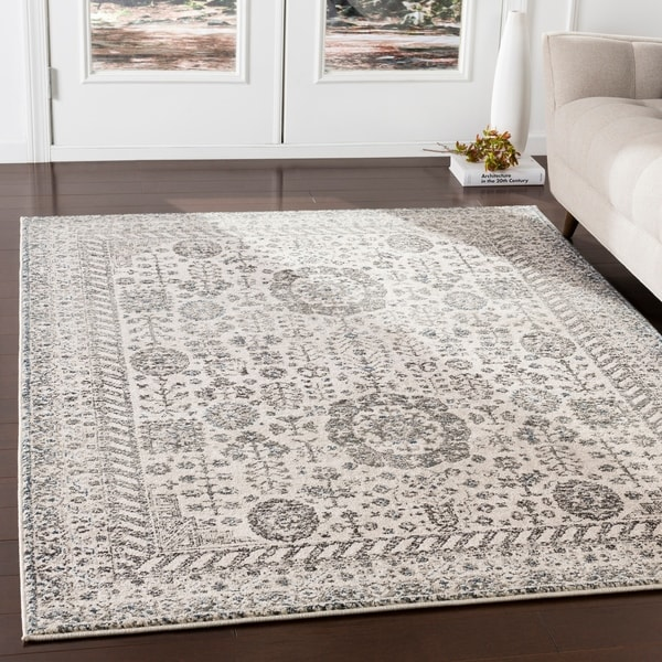 """Marte Camel Updated Traditional Area Rug - 9' x 12'3"""""""