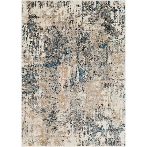 Porch & Den Highcreek Abstract Rug