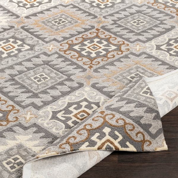 Kennard Indoor Outdoor Southwestern Accent Rug 2 X 3 Overstock 22403349