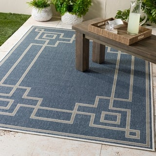 "Gaetana Indoor/ Outdoor Runner - 2'3"" x 11'9"" Runner"