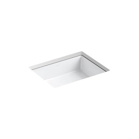Kohler K-2882 Verticyl Rectangle Undermount Bathroom Sink