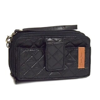 Donna Sharp Missy Bag, Ebony Grid