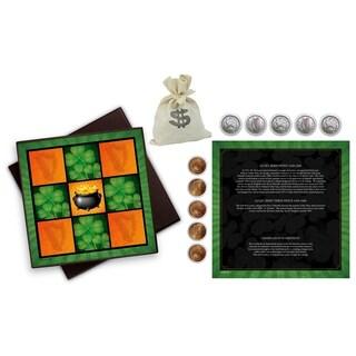Irish Tic Tac Toe Coin Box Set