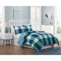VCNY Home Quest Plaid Comforter Set
