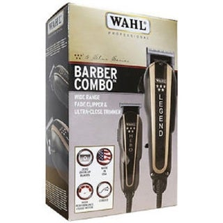 Wahl Professional 8180 5-Star Series Barber Combo Clipper & Trimmer
