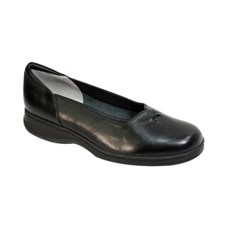 24 HOUR COMFORT Cali Women Wide Width Comfort Slip on Shoes (More options available)