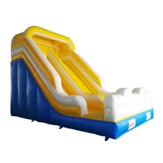ALEKO Commercial Grade Inflatable Bounce House with Slide and Blower - 23 x 13 x 20 feet