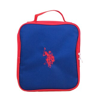 U.S. Polo Assn. Insulated Lunch Bag