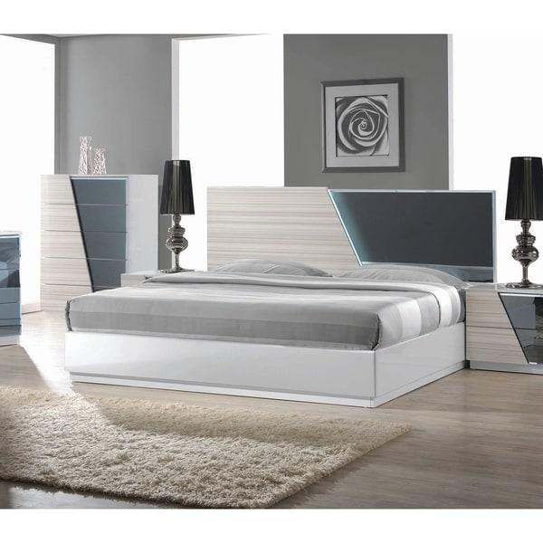 Shop Best Master Furniture Zebra/ Gray Platform Bed