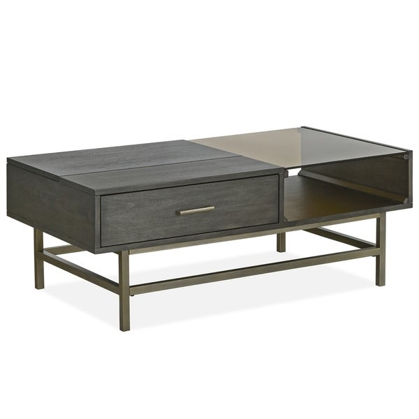 Shop Fulton Mid Century Modern Lift Top Coffee Table