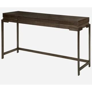 Thorton Contemporary Espresso Entryway Desk Table
