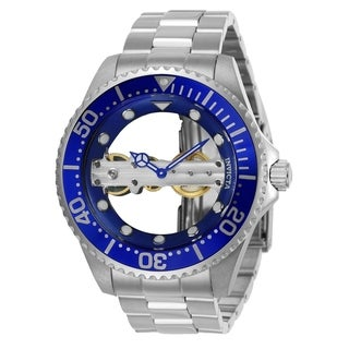 Invicta Men's 24693 'Pro Diver' Mechanical Stainless Steel Watch